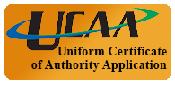 Uniform Certification of Authority Application