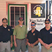 State Fire Marshal Fire Safety House at 2014 Neshoba County Fair
