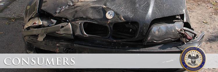 mississippi insurance department auto accident checklist