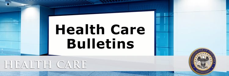 Health Care Bulletins