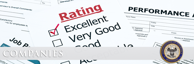 Company Rating Services