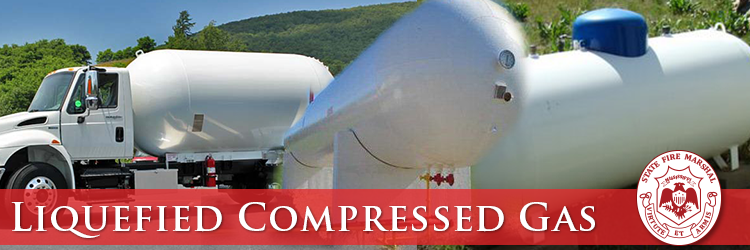 Liquefied Compressed Gas