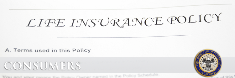 Mississippi Insurance Department Life Insurance And Annuities Interesting Term Life Insurance Quotes Online Without Personal Information